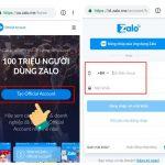Cách tạo Zalo Page trên điện thoại